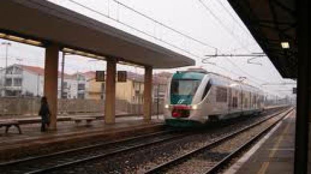 calabria, fermo, palermo roma, treno, Reggio, Archivio