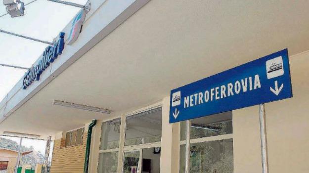 metroferrovia, Messina, Archivio