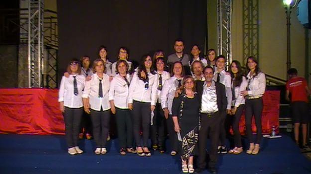 avis, concerto, don luigi bova, san vincenzo la costa, Sicilia, Archivio