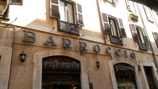 barroccio, ristorante, roma, sequestro, Calabria, Archivio