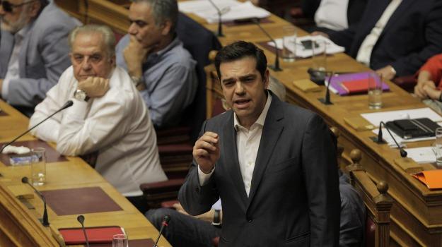 accordo, grecia, tsipras, ue, Sicilia, Archivio, Cronaca