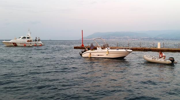 motoscafo colpisce sub, Messina, Archivio