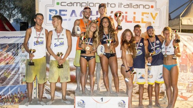 amantea, campionato beach volley, finale, Calabria, Archivio