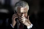 Corruzione giudiziaria e rimborsi illeciti ai partiti, a Messina chiusa l'indagine su Verdini e Mineo