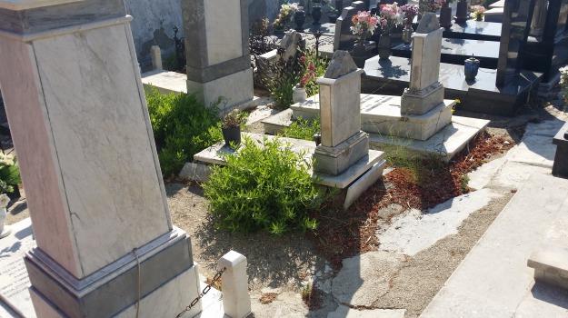 cimitero cumia, Messina, Archivio