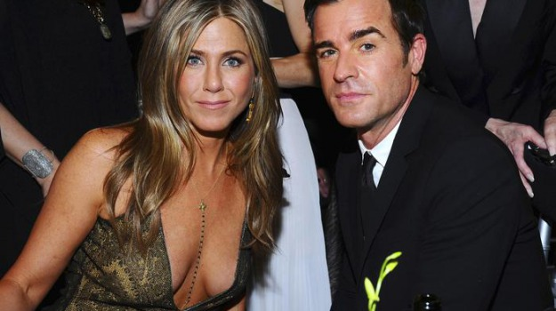 jennifer aniston, justin theroux, los angeles, Sicilia, Archivio, Cultura