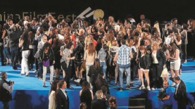 richard gere, taormina film fest, Sicilia, Cultura