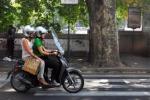 Incidenti:Calabria, la più sicura per motorini