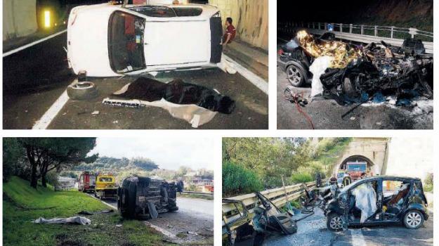 autostrade pericolose, Messina, Archivio