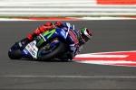 Lorenzo vince ad Aragon Rossi terzo