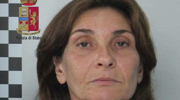 arrestata, fiorello, Reggio, Messina, Archivio