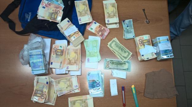 catanesi arrestati, rapina in banca, santa teresa di riva, Sicilia, Archivio