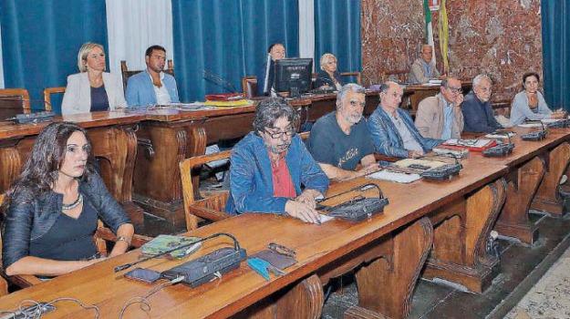 sfiducia, Messina, Archivio