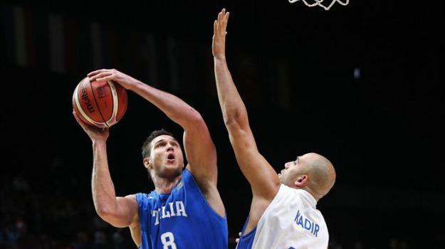 basket, europei, italia, Sicilia, Archivio, Sport