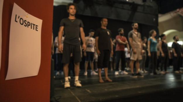 laboratorio teatrale, pier paolo pasolini, Messina, Cultura