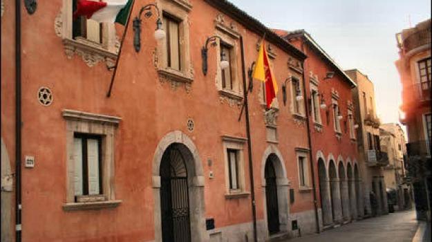 ex tribunale trappitello, taormina, Messina, Archivio