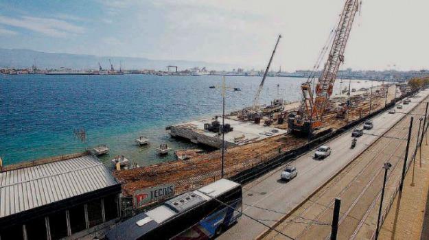 banchina porto inchiesta, Messina, Archivio