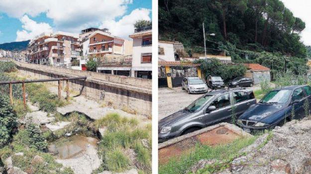 protezione civile, torrenti, Messina, Archivio
