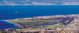 Aeroporto dello Stretto, Alitalia volerà anche ad aprile