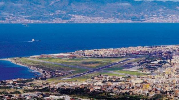 aeroporto dello stretto, Reggio, Calabria, Economia