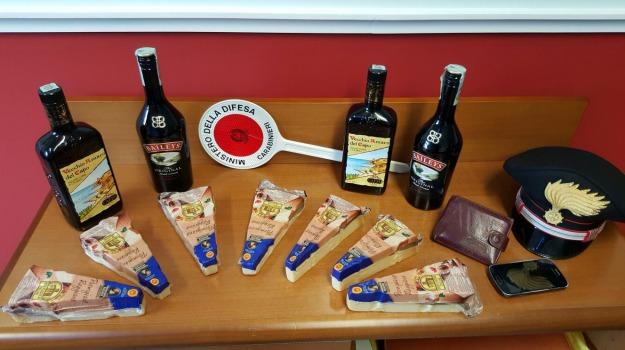 alimenti rubati, ganzirri, Messina, Archivio