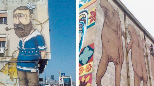 street art, Messina, Archivio