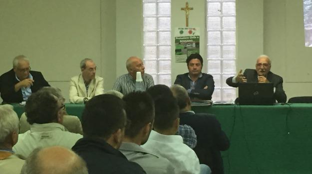 comitato, post alluvione, rossano, Sicilia, Archivio