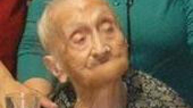 104 anni, antonietta gesualdo, lungro, Calabria, Archivio