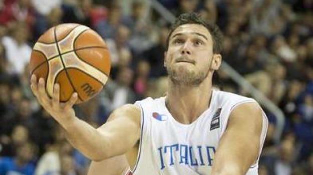 europei di basket, islanda, italia, Sicilia, Sport