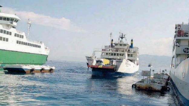 viaggiatori sullo stretto, Messina, Archivio