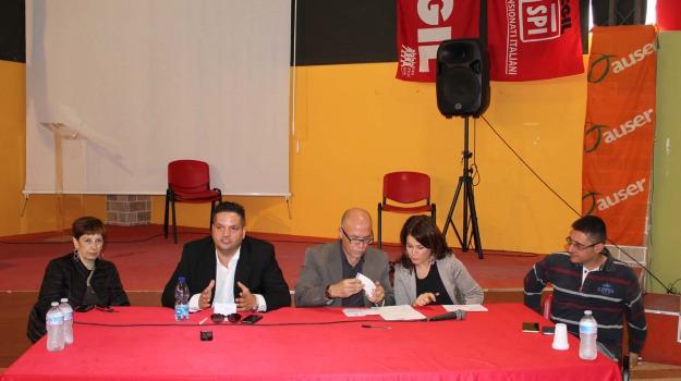 cgil, sunia, Cosenza, Archivio