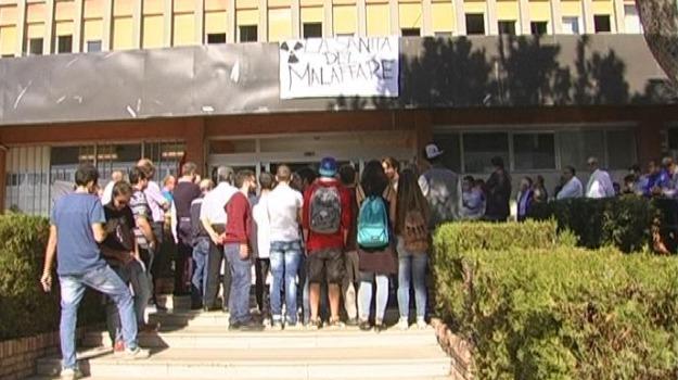 ospedale, paola, protesta, Calabria, Archivio