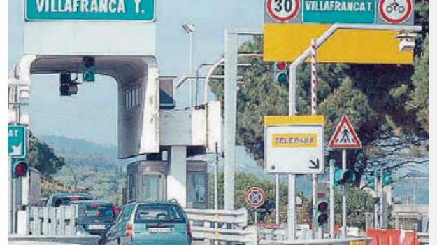 pedaggio autostrada villafranca, Messina, Archivio