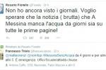 @Fiorello: inaccettabile #Messinasenzacqua