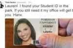 Tom Hanks trova documento di una ragazza: tweet per ritrovarla