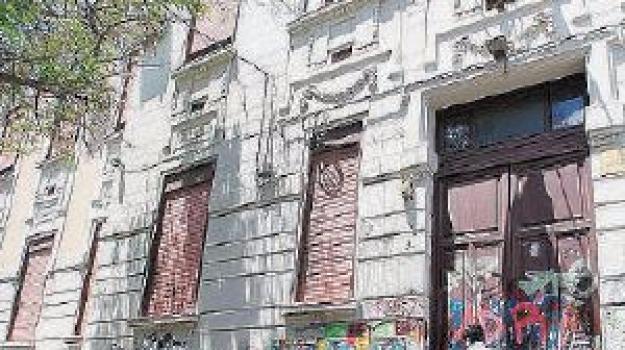 occupazione, sgombero la farina, Messina, Archivio