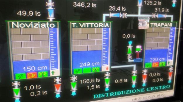 amam, distribuzione acqua, Messina, Archivio