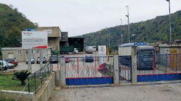 lavori da 57 milioni, regione calabria, rifiuti a Reggio, sambatello, trattamento rifiuti, Giuseppe Falcomatà, Reggio, Calabria, Cronaca