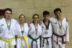 Taekwondo: trionfa il Centro Sportivo RC