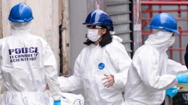 attacchi chimici, attentati a parigi, europa, Sicilia, Archivio, Cronaca