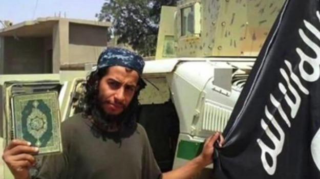 Abdelhamid Abaaoud, attentati, isis, parigi, Sicilia, Archivio, Cronaca