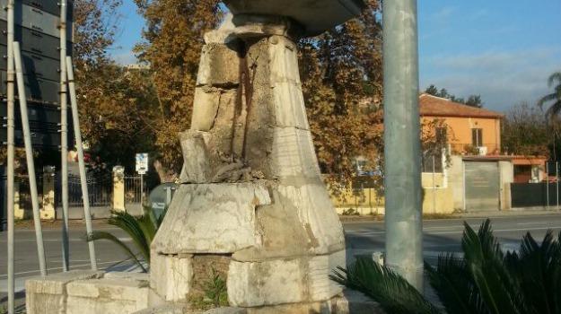 fontana granatari, Messina, Archivio