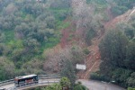 Taormina, frana di contrada Lappio: dopo 17 anni tutto rimane ancora immobile