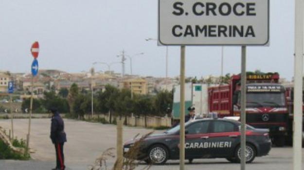 arresto algerino, carabinieri, santa croce camerina, spaccio droga, Sicilia, Archivio