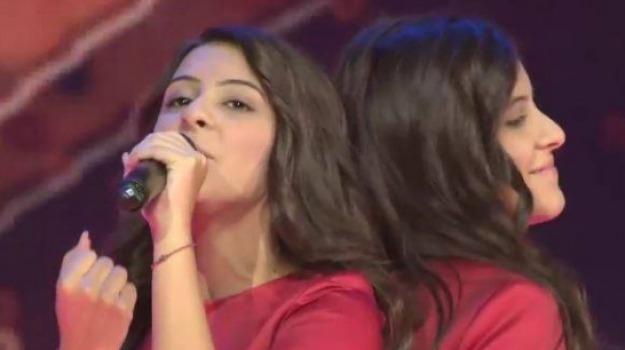 Chiara Scarpari, gemelle Scarpari, Junior Eurovision Song Contest, Martina Scarpari, varapodio, Calabria, Cultura