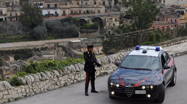 Arrestato marocchino, carabinieri, modica, rapina, Sicilia, Archivio