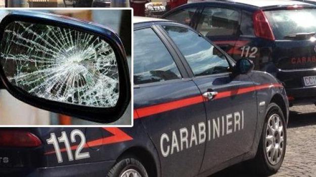 carabinieri, noto, scicli, truffa specchietto, Sicilia, Archivio