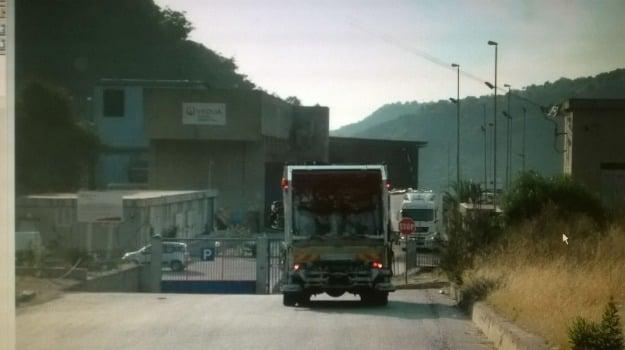 emergenza rifiuti reggio, impianto sambatello, reggio calabria, reggio rifiuti, Reggio, Calabria, Cronaca