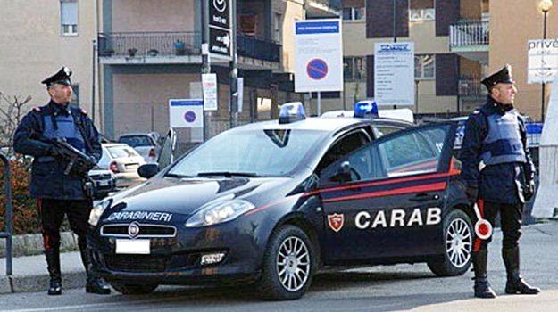 arresto, carabinieri, ragusa, rumeni, taccheggio, Sicilia, Archivio