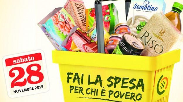 colletta alimentare, Messina, Archivio